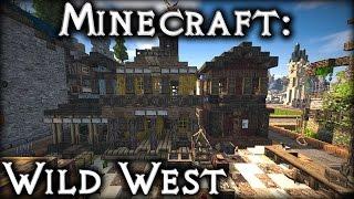 Minecraft: Americas Styles - Wild West
