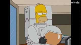 Psycho killer-The Simpsons