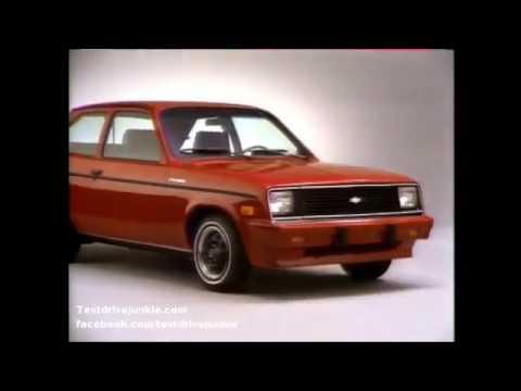 Chevrolet Chevette 1984 Model Year Promotional Film