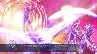 ECA2'S SHOW CREATION BEHIND THE SCENE