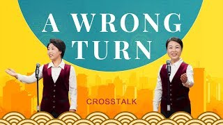 "Christian Crosstalk ""A Wrong Turn"""