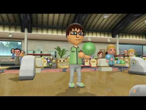 Wii Sports Club (Retail Edition): Bowling Online Game