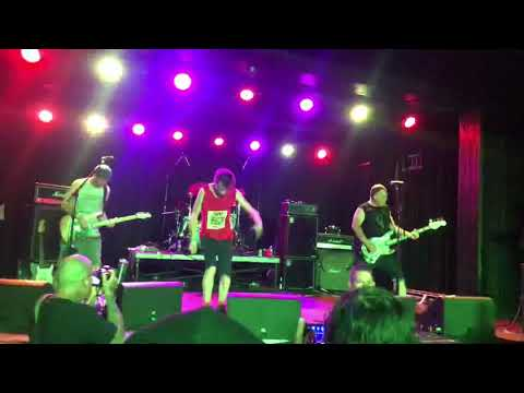 Subhumans - Joe Public Live @ Punk Rock Bowling 2018