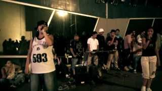RoSs 154 R&B StreeT_ feat Mc Eva (Malecon 2000) Evento Rimas el arte de Improvisar 2012