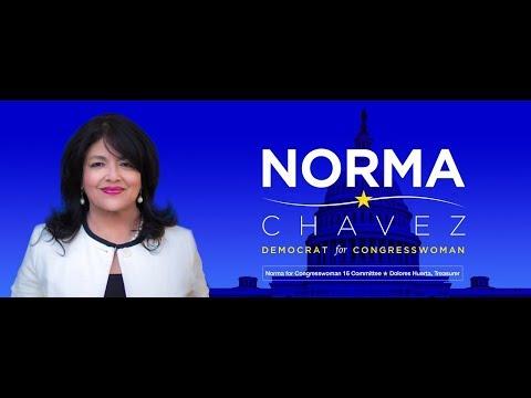 Norma Chavez for Congresswoman 16