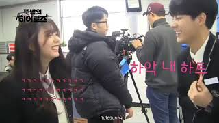 Video Sohye btob Minhyuk cute moment 2 download MP3, 3GP, MP4, WEBM, AVI, FLV Maret 2018