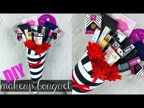 diy-makeup-bouquet-|-how-to