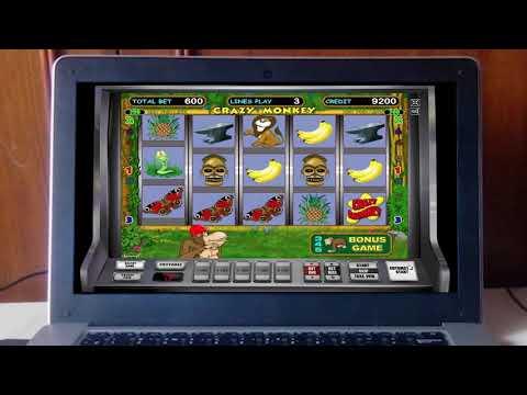 ігровий автомат крейзі манки грати онлайн