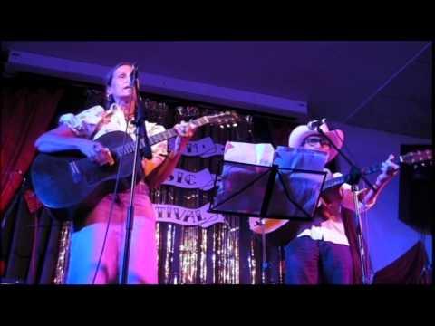 Sara Tindley and Kim Cheshire, Mullumbimby Music Festival 2014