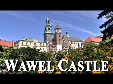 WAWEL CASTLE - KRAKÓW.   NEW HD video tour.