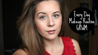 Updated Everday Makeup (GRWM) | Faobeauty Thumbnail