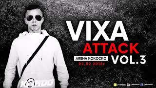 KORDO @ Arena Kokocko - Vixa Attack vol.3 & 02.02.2018 Mp3