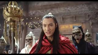 Supreme Sword Manor VS Mask Fighter - Sword Master Chinese Movie