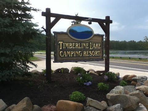 Timberline Lake Camping Resort Promotional Video
