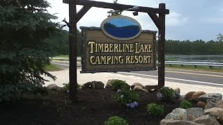 Timberline Lake Camping Resort Promotional Video