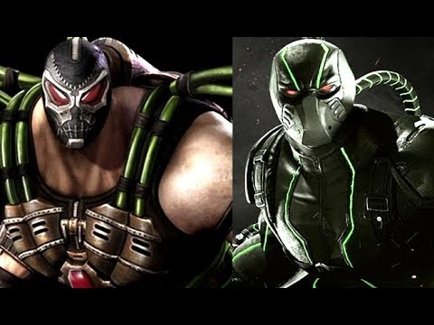 Thumbnail: Injustice 1 vs Injustice 2 Super Move Comparison