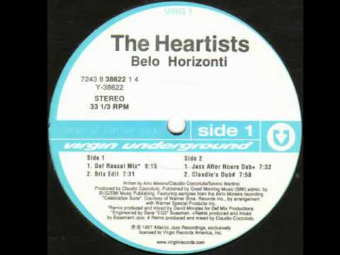 The Heartists - Belo Horizonti - 1996