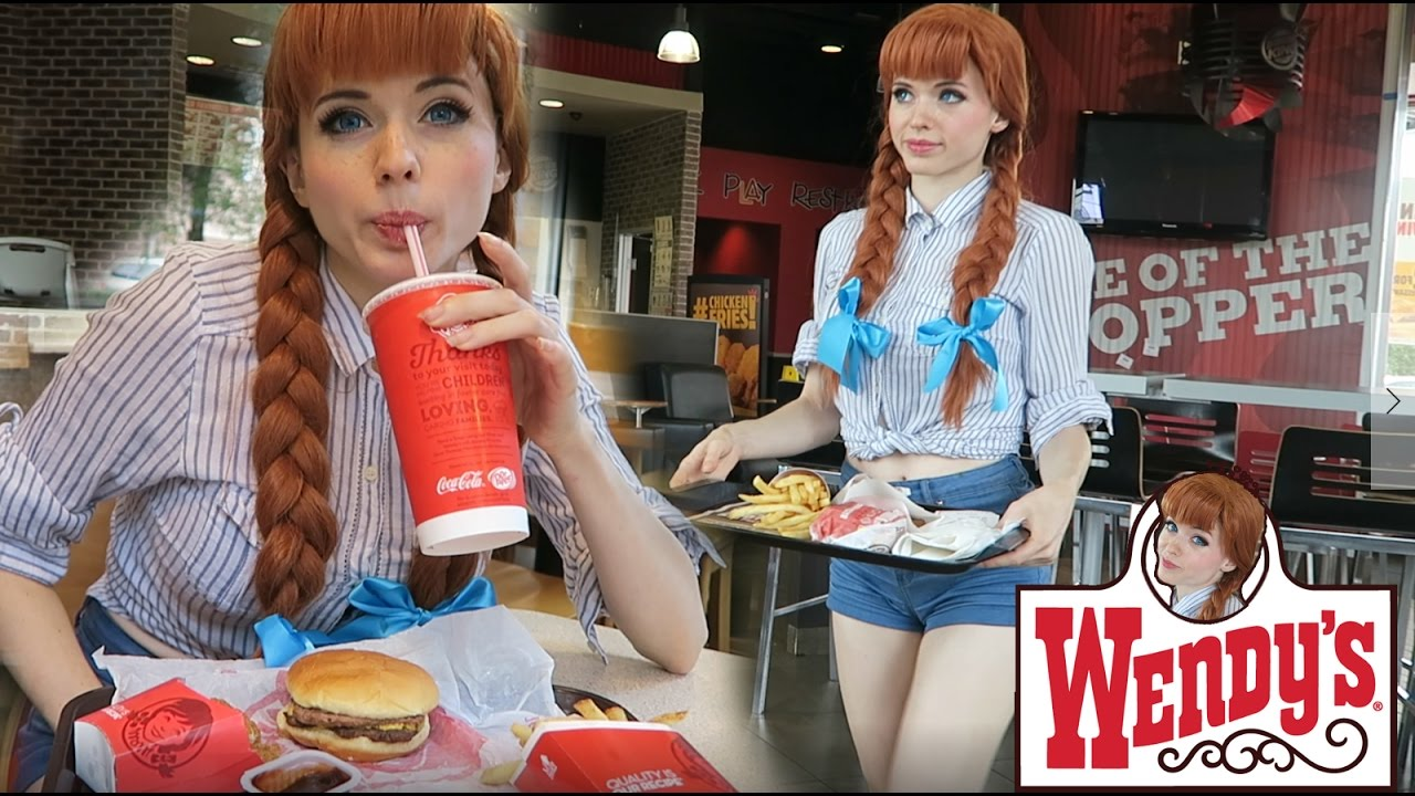 mcdonalds vs wendys print ads Rather, executives say, recent high-profile productions like a super bowl  commercial that directly called out competitor mcdonald's and the.