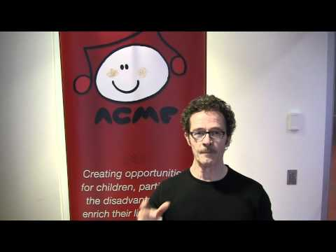 Mark Gable talks about the ACMF National Songwriting Competition