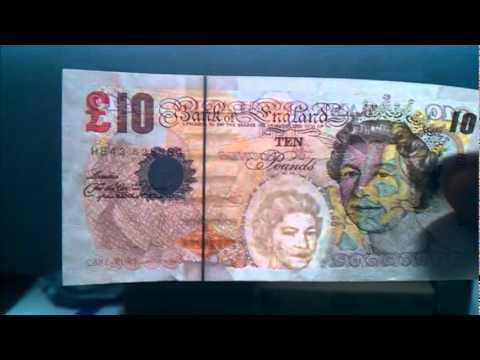 Satanism Images In The New 20 Twenty Pound Note Doovi