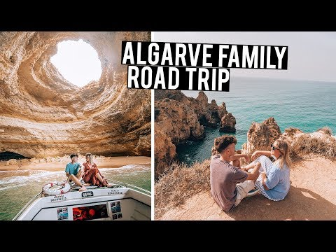 The Perfect Way to Experience the Algarve | Family Road Trip