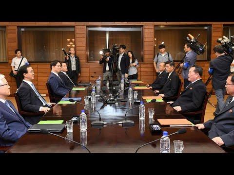 As duas Coreias confirmam cimeira de líderes em Pyongyang