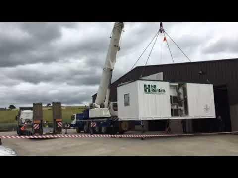 HB Rentals UK -  Module Mobilisation