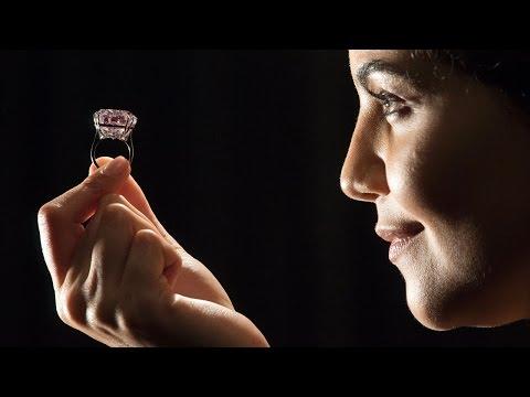 Богатейшие люди мира предпочитают розовые бриллианты (новости)