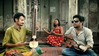 Ke Bole Manush More | The Miliputs | Flavors from Bengal | featuring Sutanu on Esraj
