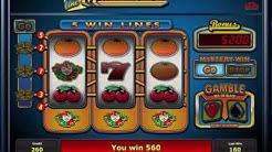 5 Line Multiplay Fruitmachine - Casino Slots