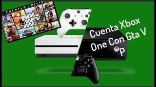 Cuenta Xbox One Con Gta V Premium :v