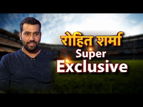 'HITMAN' Rohit Sharma SUPER Exclusive Interview | Vikrant Gupta | Sports Tak