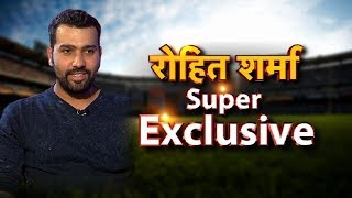 'HITMAN' Rohit Sharma Exclusive Interview, Says Test Success makes his Dad Happy | Vikrant Gupta