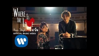 Gambar cover Hanin Dhiya feat NIve - Where Is The Love (Official Music Video)