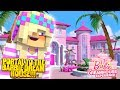 Minecraft || A PORTAL TO THE BARBIE DREAMHOUSE EXPERIENCE LIFE!!! Little Leah Plays