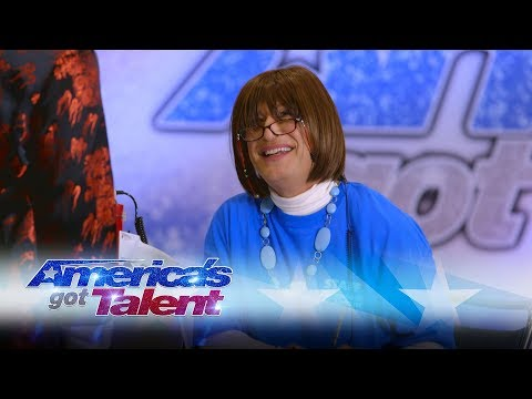 Thumbnail: Howie Mandel Pranks People While Undercover As AGT PA - America's Got Talent 2017