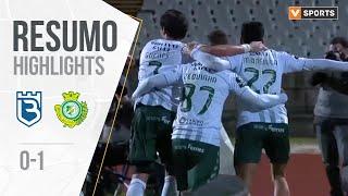 Highlights   Resumo: Belenenses 0-1 Vitória FC (Liga 19/20 #17)