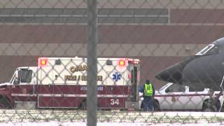 Ebola Patient Arrives In Omaha
