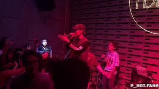 ในฐานะอะไรก็ได้ - SIRPOPPA ft. P-HOT [ LIVE ] @TDERM x 455 เล่นสดที่แรก!!