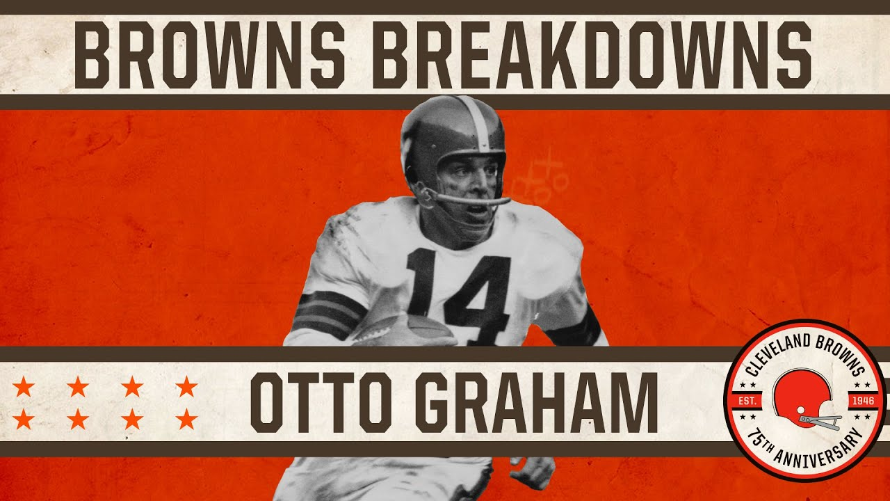 Otto Graham's Gun-Slinger Style Was Ahead Of His Time | Browns Breakdowns