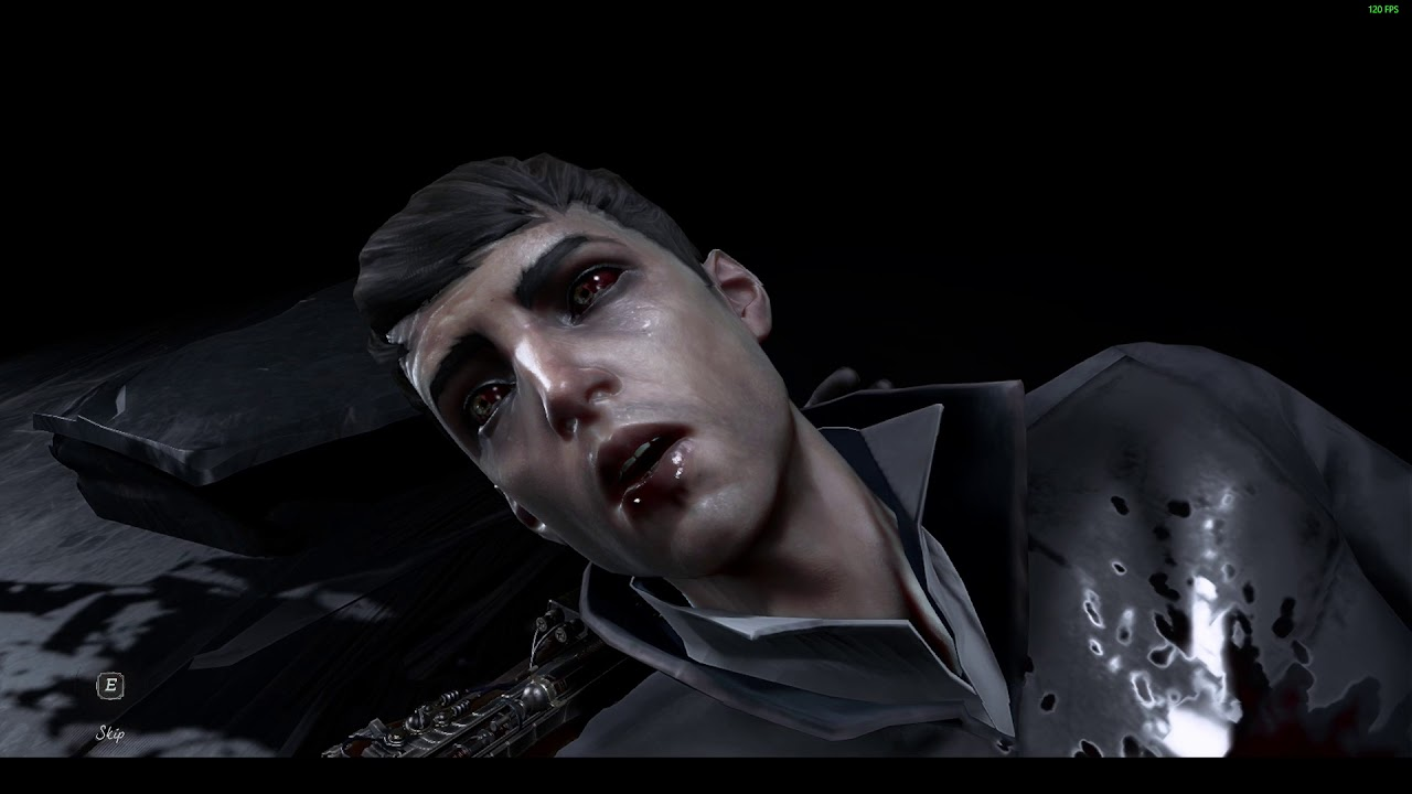 Killing The Outsider Dishonored Death Of The Outsider