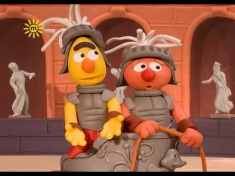 Bert and Ernie's Great Adventures   S01E32   Chariot