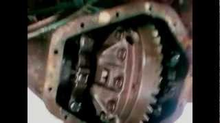 HOW TO REPLACE A CHEVY DIFFERENTIAL LIMITED SLIP