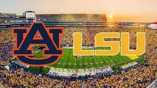 #10 Auburn vs. LSU | 2017 Game Highlights
