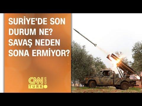Suriye'de son durum ne? Savaş neden sona ermiyor?
