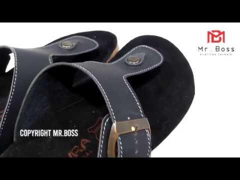 Sandal Japit Birkenstock 01 Hitam