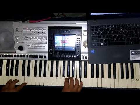Cristo yo te amo Piano tutorial facil (cover-ballada)