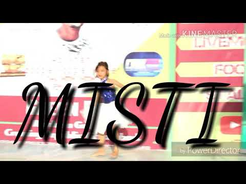 Misti !! Bollywood Dance !! LAONI presents HAAT EXPO - 2018 Dance Competition