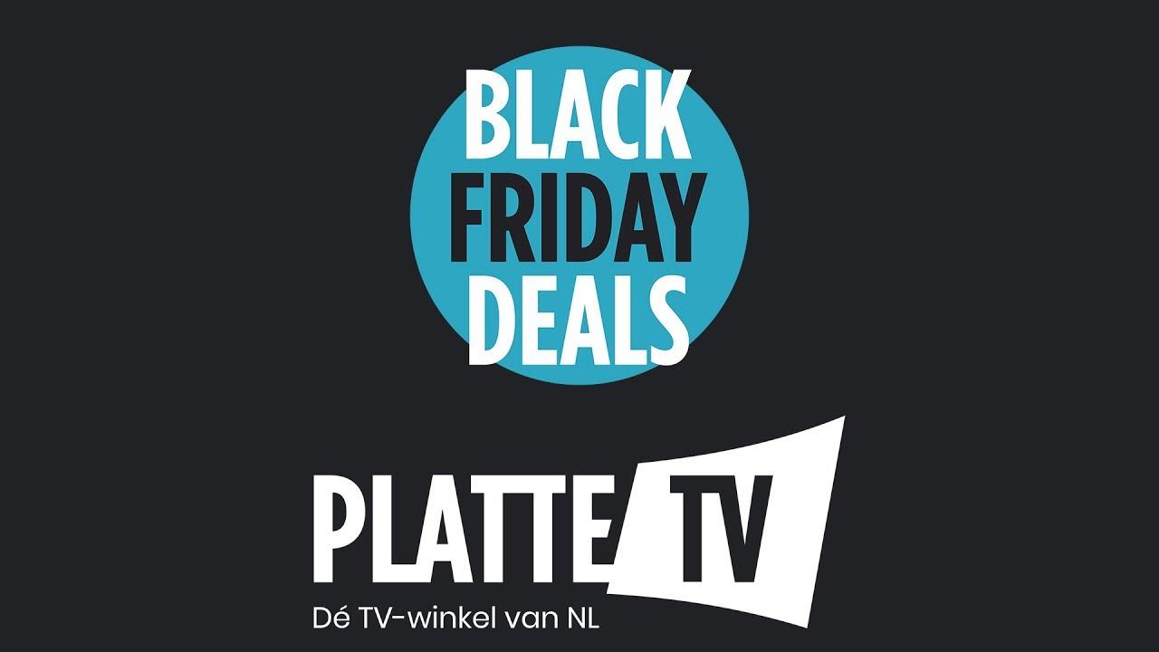 Black Friday 2018 Plattetv Youtube