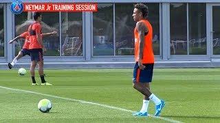 Neymar Training In PSG - Skills/Tricks/Goals/Freestyle 2017/2018 HD